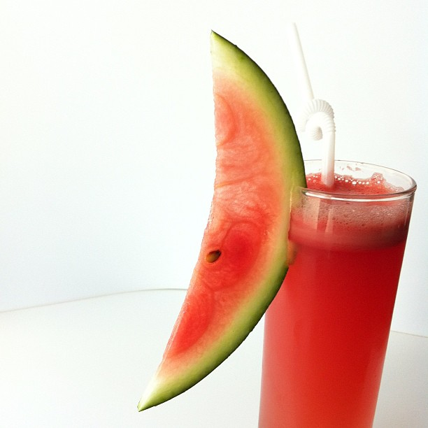 watermelon juice how to make