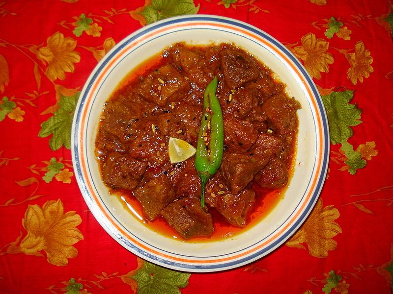 Mango Pickle – Aam Ka Achar – Keri nu Athanu