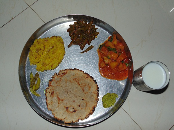 Bhakri – gluten free recipes