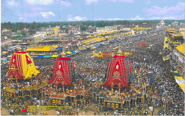 Rath yatra - Puri