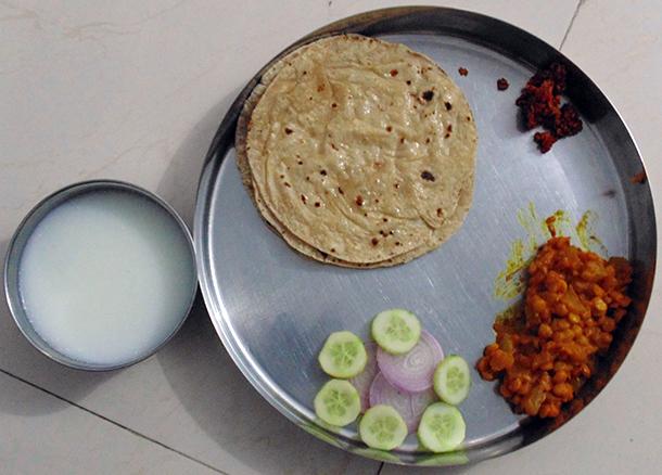 Dudhi Chana dal nu Shaak – Lauki Chana Dal Sabji